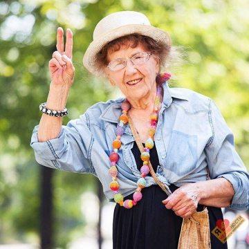 Купить Цветы для бабушки с Доставкой в Москве