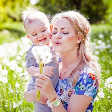Купить Букет цветов для мамы с Доставкой в Москве