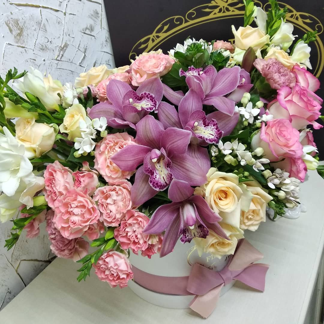 Осенняя аллегория Розовые розы Розовые Venus in Fleurs