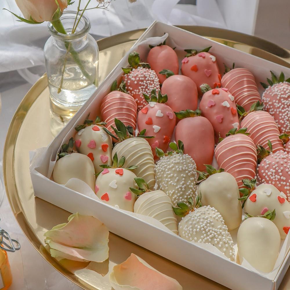"""Клубника в шоколаде """"Сладкая страсть"""" Сладости Venus in Fleurs"""