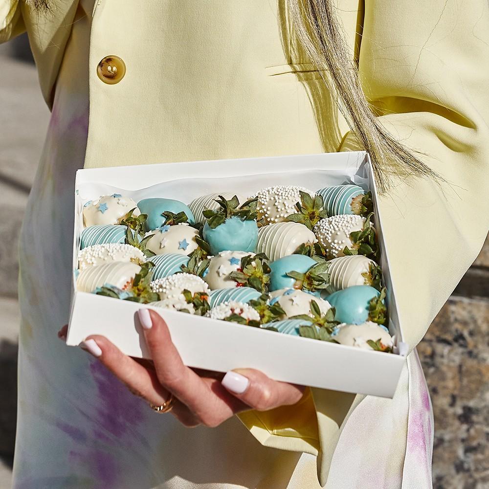 "Клубника в шоколаде ""Tiffany"" Сладости Venus in Fleurs"