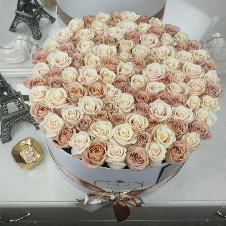 Кофейный букет Бизнес-букеты Кофейные Venus in Fleurs